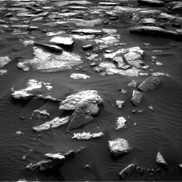 Nasa's Mars rover Curiosity acquired this image using its Right Navigation Camera on Sol 1512, at drive 1368, site number 59