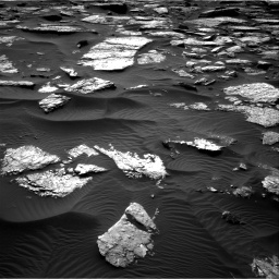 Nasa's Mars rover Curiosity acquired this image using its Right Navigation Camera on Sol 1512, at drive 1410, site number 59