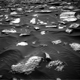 Nasa's Mars rover Curiosity acquired this image using its Right Navigation Camera on Sol 1512, at drive 1428, site number 59