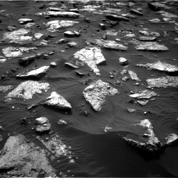 Nasa's Mars rover Curiosity acquired this image using its Right Navigation Camera on Sol 1512, at drive 1464, site number 59
