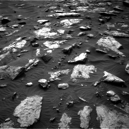 Nasa's Mars rover Curiosity acquired this image using its Right Navigation Camera on Sol 1512, at drive 1476, site number 59