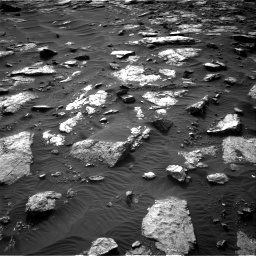Nasa's Mars rover Curiosity acquired this image using its Right Navigation Camera on Sol 1512, at drive 1482, site number 59