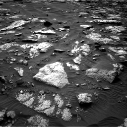 Nasa's Mars rover Curiosity acquired this image using its Right Navigation Camera on Sol 1512, at drive 1494, site number 59