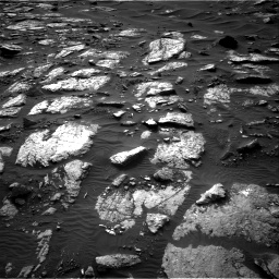 Nasa's Mars rover Curiosity acquired this image using its Right Navigation Camera on Sol 1512, at drive 1518, site number 59