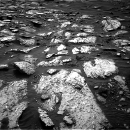 Nasa's Mars rover Curiosity acquired this image using its Right Navigation Camera on Sol 1512, at drive 1530, site number 59