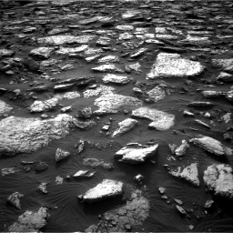 Nasa's Mars rover Curiosity acquired this image using its Right Navigation Camera on Sol 1512, at drive 1590, site number 59