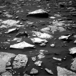 Nasa's Mars rover Curiosity acquired this image using its Right Navigation Camera on Sol 1514, at drive 1734, site number 59