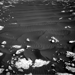 Nasa's Mars rover Curiosity acquired this image using its Right Navigation Camera on Sol 1514, at drive 1764, site number 59
