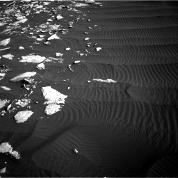 Nasa's Mars rover Curiosity acquired this image using its Right Navigation Camera on Sol 1514, at drive 1788, site number 59