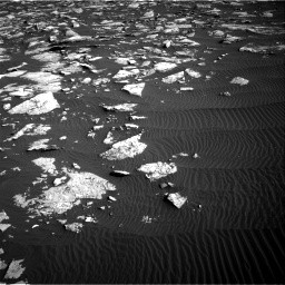 Nasa's Mars rover Curiosity acquired this image using its Right Navigation Camera on Sol 1514, at drive 1860, site number 59