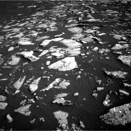 Nasa's Mars rover Curiosity acquired this image using its Right Navigation Camera on Sol 1514, at drive 1884, site number 59