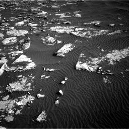 Nasa's Mars rover Curiosity acquired this image using its Right Navigation Camera on Sol 1514, at drive 1932, site number 59