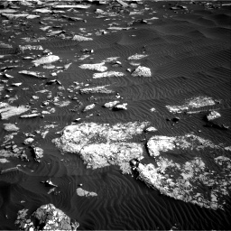 Nasa's Mars rover Curiosity acquired this image using its Right Navigation Camera on Sol 1514, at drive 1974, site number 59
