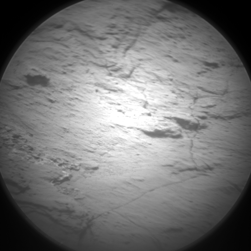 Nasa's Mars rover Curiosity acquired this image using its Chemistry & Camera (ChemCam) on Sol 1516, at drive 2242, site number 59
