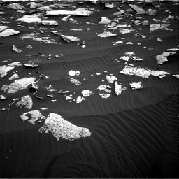 Nasa's Mars rover Curiosity acquired this image using its Right Navigation Camera on Sol 1516, at drive 2022, site number 59