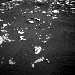 Nasa's Mars rover Curiosity acquired this image using its Right Navigation Camera on Sol 1516, at drive 2082, site number 59