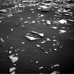 Nasa's Mars rover Curiosity acquired this image using its Right Navigation Camera on Sol 1516, at drive 2100, site number 59