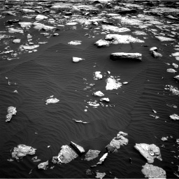 Nasa's Mars rover Curiosity acquired this image using its Right Navigation Camera on Sol 1516, at drive 2130, site number 59