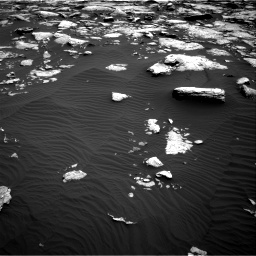 Nasa's Mars rover Curiosity acquired this image using its Right Navigation Camera on Sol 1516, at drive 2136, site number 59