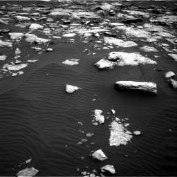 Nasa's Mars rover Curiosity acquired this image using its Right Navigation Camera on Sol 1516, at drive 2142, site number 59