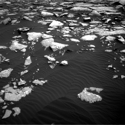 Nasa's Mars rover Curiosity acquired this image using its Right Navigation Camera on Sol 1516, at drive 2166, site number 59