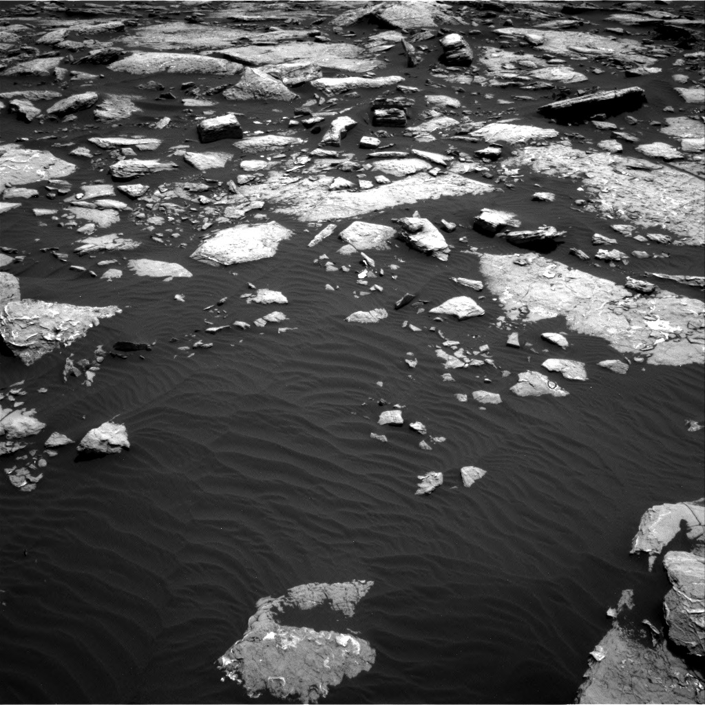 Nasa's Mars rover Curiosity acquired this image using its Right Navigation Camera on Sol 1516, at drive 2178, site number 59