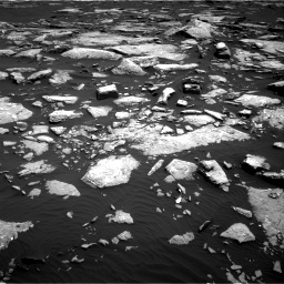 Nasa's Mars rover Curiosity acquired this image using its Right Navigation Camera on Sol 1516, at drive 2190, site number 59