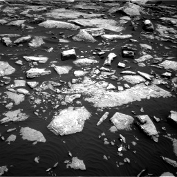 Nasa's Mars rover Curiosity acquired this image using its Right Navigation Camera on Sol 1516, at drive 2196, site number 59
