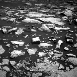 Nasa's Mars rover Curiosity acquired this image using its Right Navigation Camera on Sol 1516, at drive 2208, site number 59