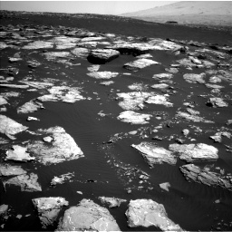 Nasa's Mars rover Curiosity acquired this image using its Left Navigation Camera on Sol 1519, at drive 2578, site number 59