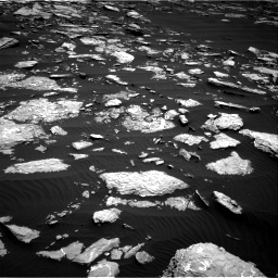 Nasa's Mars rover Curiosity acquired this image using its Right Navigation Camera on Sol 1519, at drive 2260, site number 59