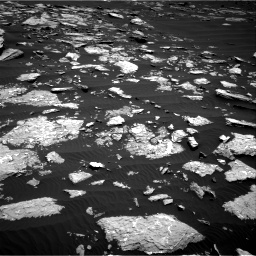 Nasa's Mars rover Curiosity acquired this image using its Right Navigation Camera on Sol 1519, at drive 2266, site number 59