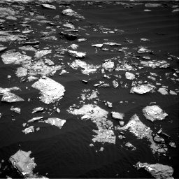 Nasa's Mars rover Curiosity acquired this image using its Right Navigation Camera on Sol 1519, at drive 2296, site number 59