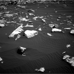 Nasa's Mars rover Curiosity acquired this image using its Right Navigation Camera on Sol 1519, at drive 2524, site number 59
