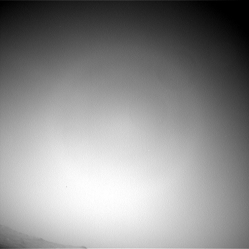 Nasa's Mars rover Curiosity acquired this image using its Left Navigation Camera on Sol 1520, at drive 2578, site number 59