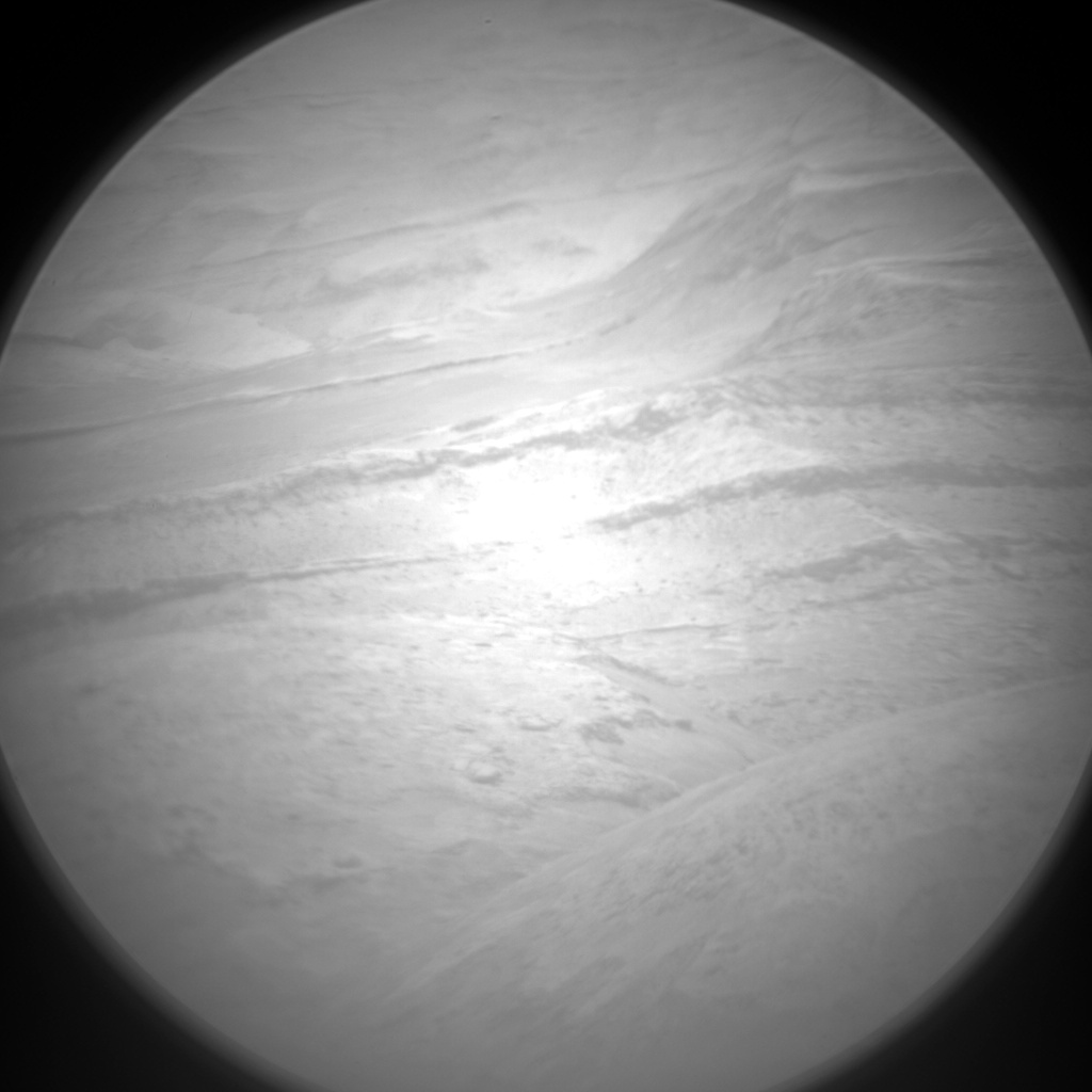 Nasa's Mars rover Curiosity acquired this image using its Chemistry & Camera (ChemCam) on Sol 1521, at drive 2578, site number 59