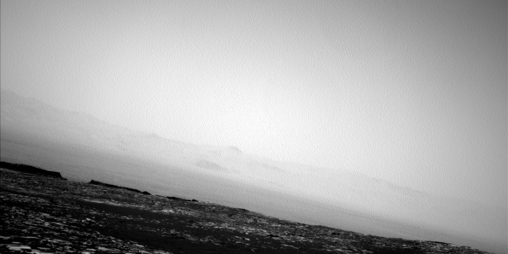 Nasa's Mars rover Curiosity acquired this image using its Left Navigation Camera on Sol 1521, at drive 2578, site number 59