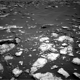 Nasa's Mars rover Curiosity acquired this image using its Right Navigation Camera on Sol 1521, at drive 2602, site number 59