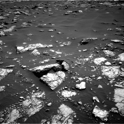 Nasa's Mars rover Curiosity acquired this image using its Right Navigation Camera on Sol 1521, at drive 2614, site number 59