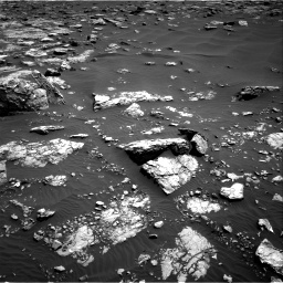 Nasa's Mars rover Curiosity acquired this image using its Right Navigation Camera on Sol 1521, at drive 2620, site number 59