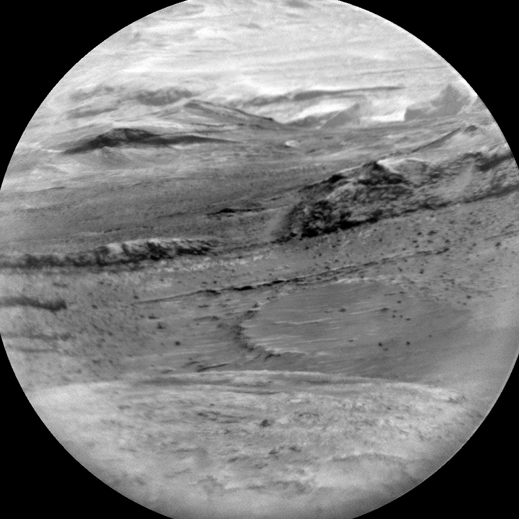 UFO SIGHTINGS DAILY: Curiosity Rover Finds Face Of Old Man ...