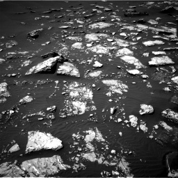 Nasa's Mars rover Curiosity acquired this image using its Right Navigation Camera on Sol 1526, at drive 2704, site number 59