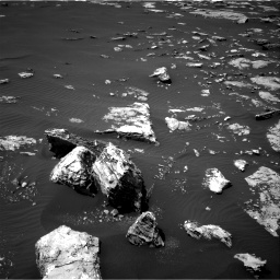 Nasa's Mars rover Curiosity acquired this image using its Right Navigation Camera on Sol 1526, at drive 2734, site number 59