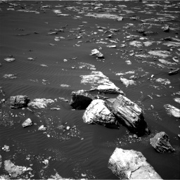 Nasa's Mars rover Curiosity acquired this image using its Right Navigation Camera on Sol 1526, at drive 2752, site number 59