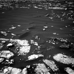 Nasa's Mars rover Curiosity acquired this image using its Right Navigation Camera on Sol 1526, at drive 2770, site number 59