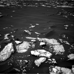 Nasa's Mars rover Curiosity acquired this image using its Right Navigation Camera on Sol 1526, at drive 2776, site number 59