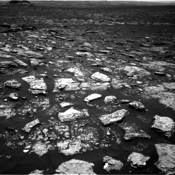 Nasa's Mars rover Curiosity acquired this image using its Right Navigation Camera on Sol 1526, at drive 2788, site number 59