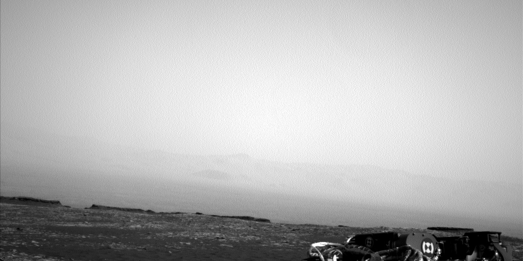Nasa's Mars rover Curiosity acquired this image using its Left Navigation Camera on Sol 1529, at drive 2830, site number 59