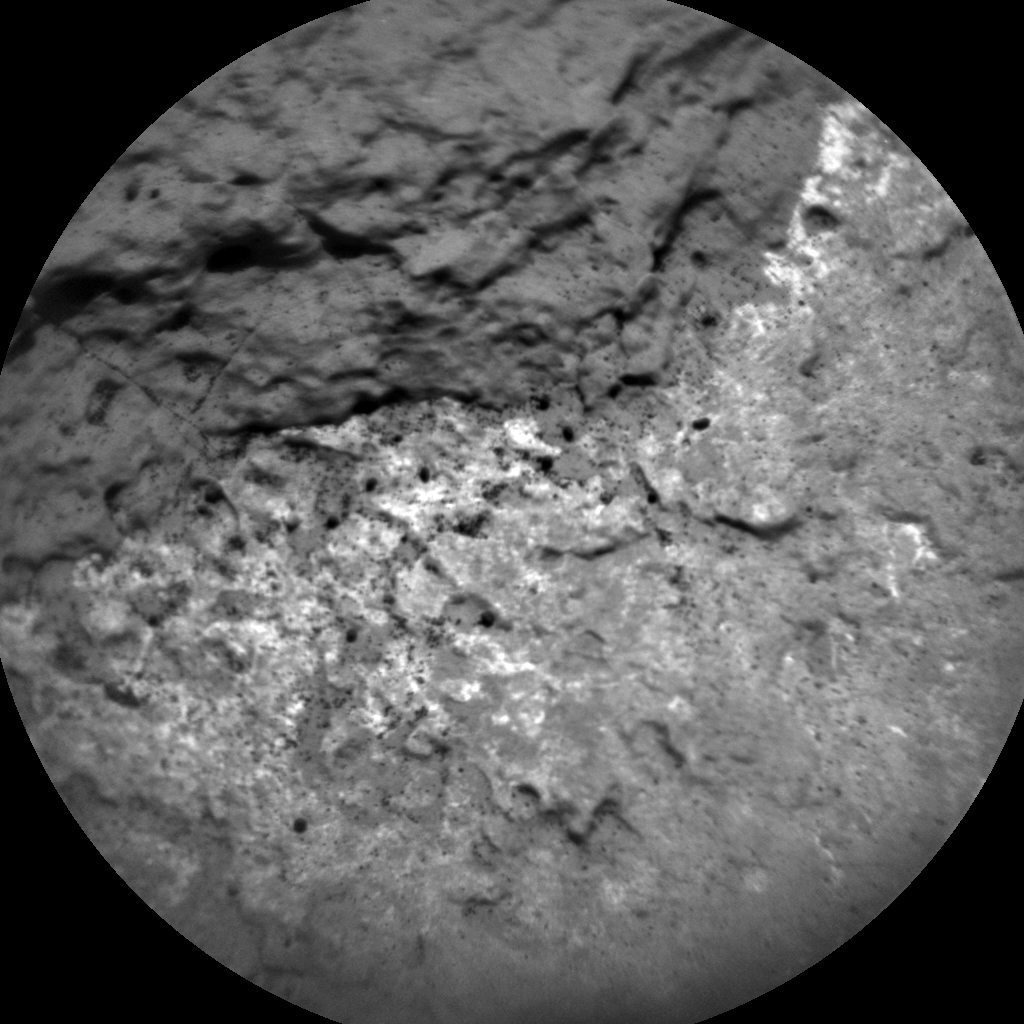 Nasa's Mars rover Curiosity acquired this image using its Chemistry & Camera (ChemCam) on Sol 1529, at drive 2830, site number 59