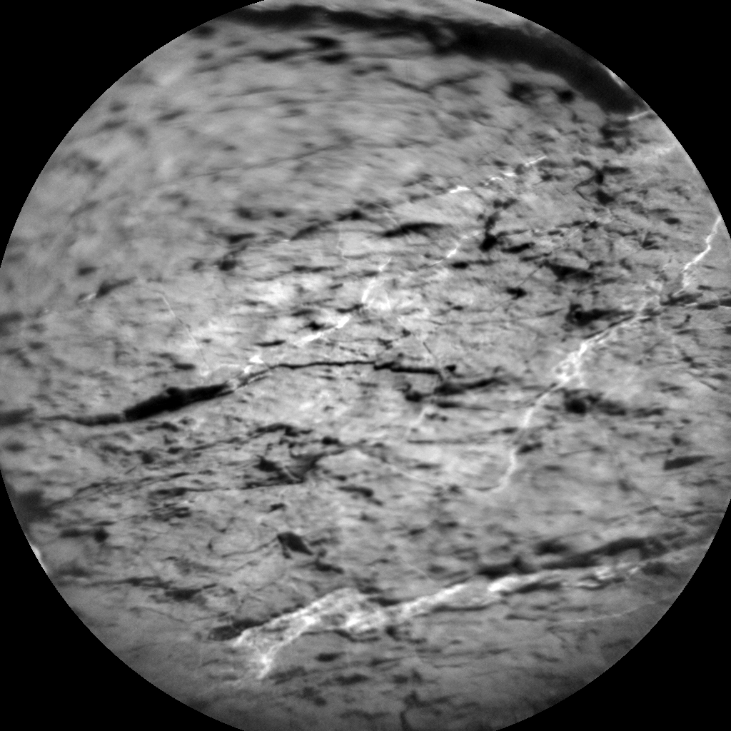 Nasa's Mars rover Curiosity acquired this image using its Chemistry & Camera (ChemCam) on Sol 1531, at drive 2830, site number 59